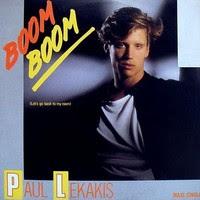 La copertina del singolo ''Boom boom''