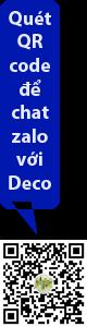 chat zalo với Deco