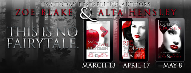 DARK FANTASY SERIES by Zoe Blake & Alta Hensley @ZBlakebooks @AltaHensley #NewRelease #Reviews #TheUnratedBookshelf