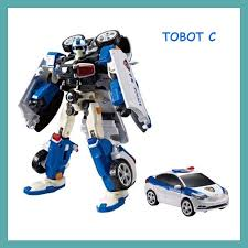 Young Toys Tobot Adventure Mini C