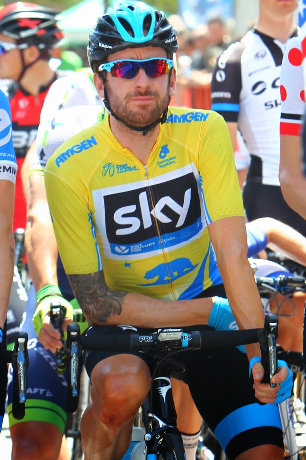 Bradley Wiggins - Pedal Dancer