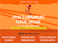Open Tournament Futsal Jawa Tengah