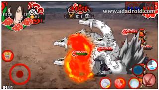 Download Naruto Senki Mod Akatsuki Menace Apk