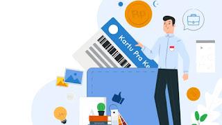 Syarat Daftar Kartu Pekerja Online