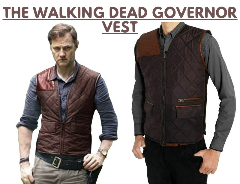 71956e90f FitJackets - Leather Jackets Online Store: THE WALKING DEAD GOVERNOR ...