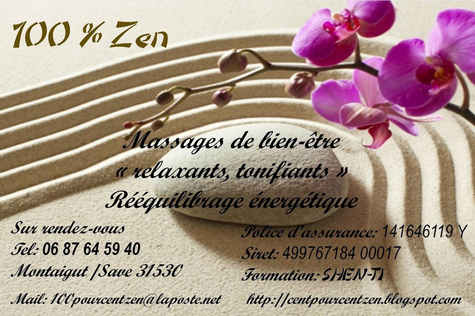 Frais Carte De Visite Zen ZU62 HumaTraffin