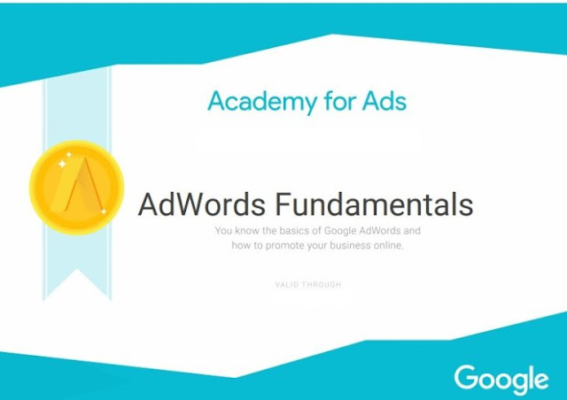 Google Ads Fundamentals Exam Answers 2019 [Updated] | Latest