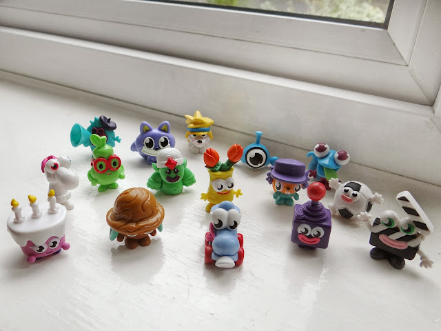 Moshi Monsters Series 8 Collectible Figures, Moshi Monsters competition, Moshi Monsters giveaway