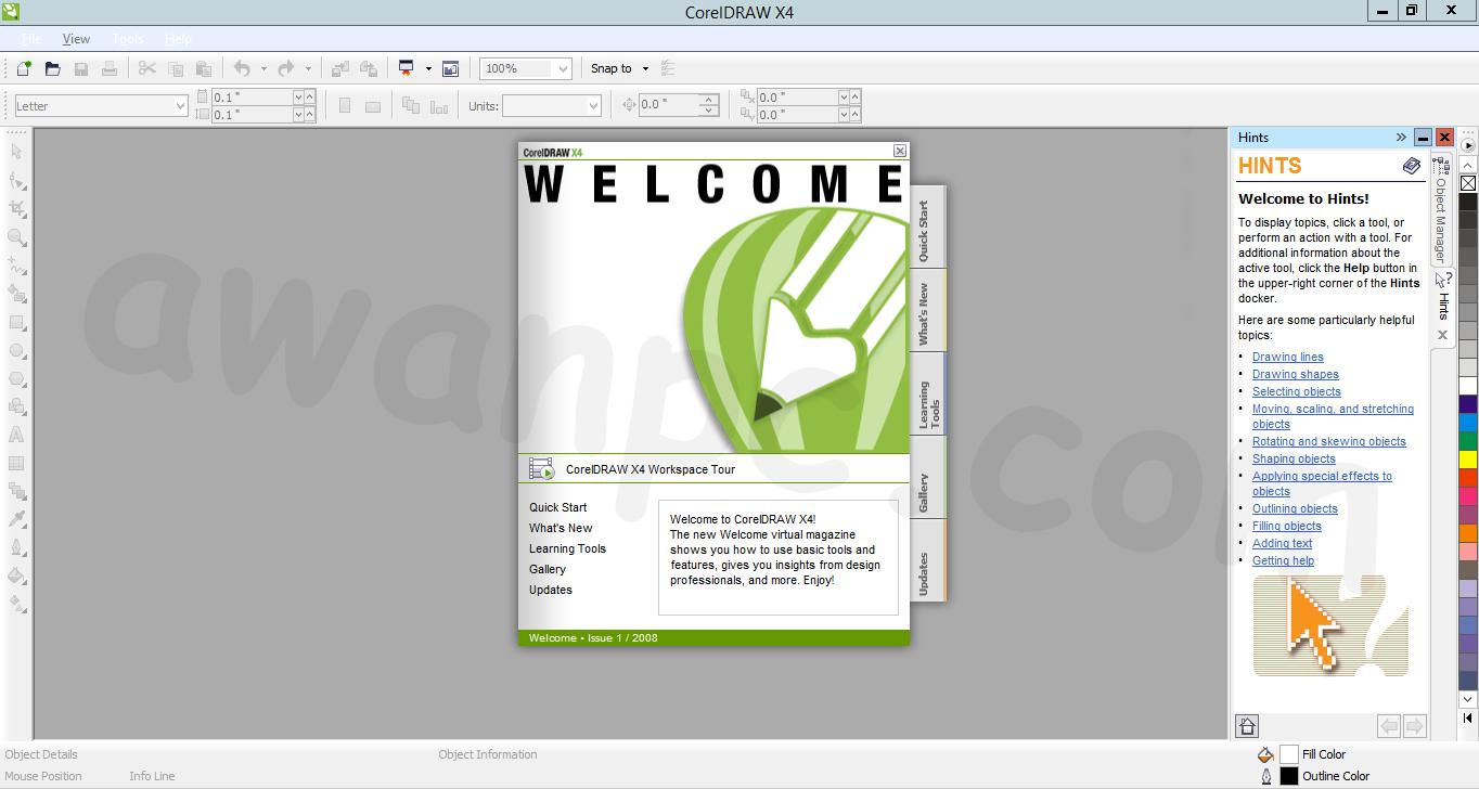 software corel draw free download