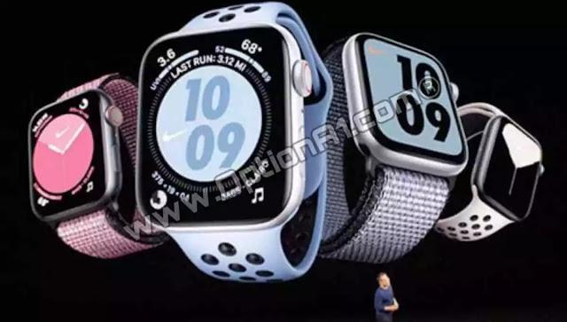 سعر ومواصفات ساعة ابل الجيل الخامس apple watch series 5