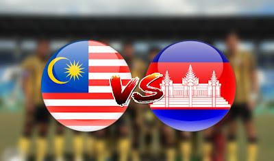 Live Streaming Malaysia vs Kemboja AFF B-18 11.8.2019