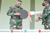 Korem 143/HO Dapat Hadiah Xpander Sport dari Jenderal TNI