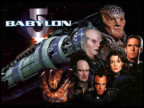 Babylon 5 Neuauflage
