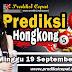 Prediksi Togel HK 19 September 2021