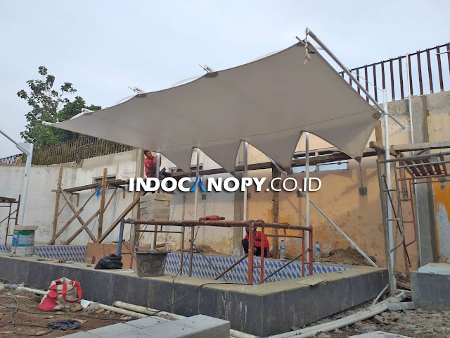swimming pool canopies design