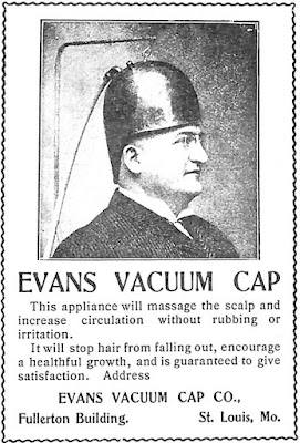 Evans Vacuum Cap