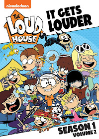 The Loud House One Flu Over : house, Nickelodeon, Release, House, Season, Volume, Louder', Tuesday, [Updated], NickALive!