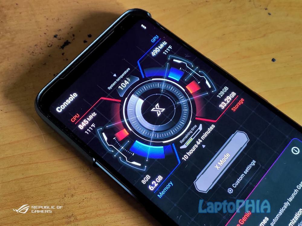 Mengenal Fitur Armoury Crate dan X-Mode di Asus ROG Phone 3