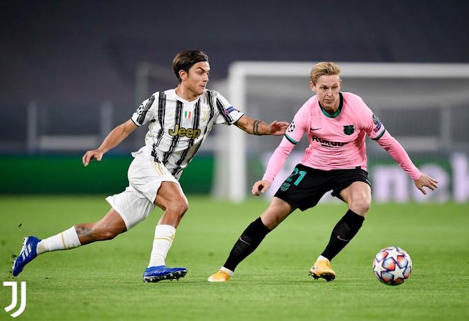 Champions: troppo Barcellona per la Juventus, allo Stadium finisce 0 a 2