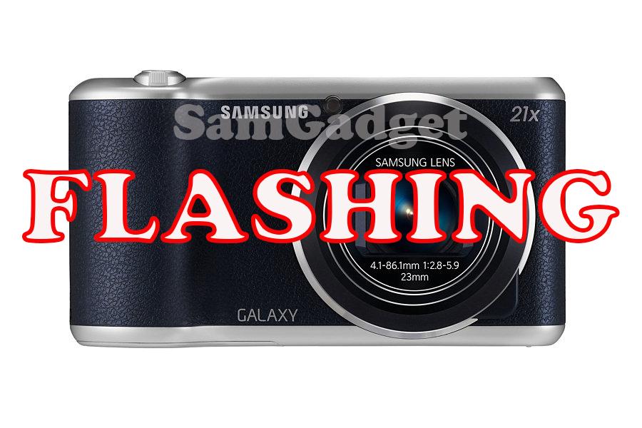 Cara Mudah Flash Atau Instal Ulang Samsung Galaxy Camera 2