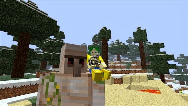 Resizing  Gulliver the Resizing Mod for Minecraft 1.7.4 and 1.6.4