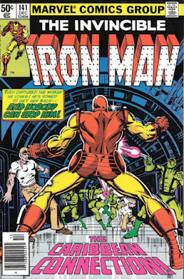 Iron Man #141