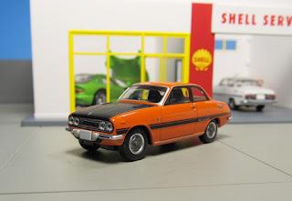 Tomica Limited Vintage  Isuzu Bellett 1600 GTR