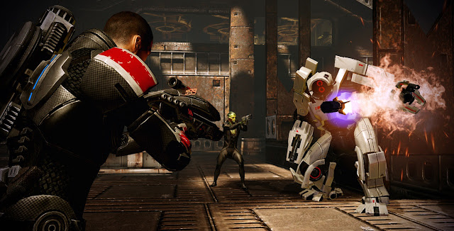 Screenshot from Mass Effect 2