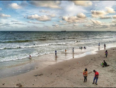 Pantai polda