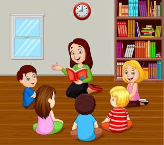 قصص أطفال قصيرة مكتوبة