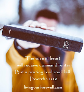 Proverbs 10 Scripture Pictures