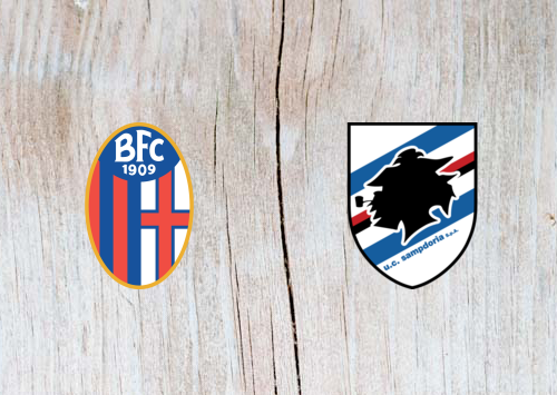 Bologna vs Sampdoria - Highlights 20 April 2019