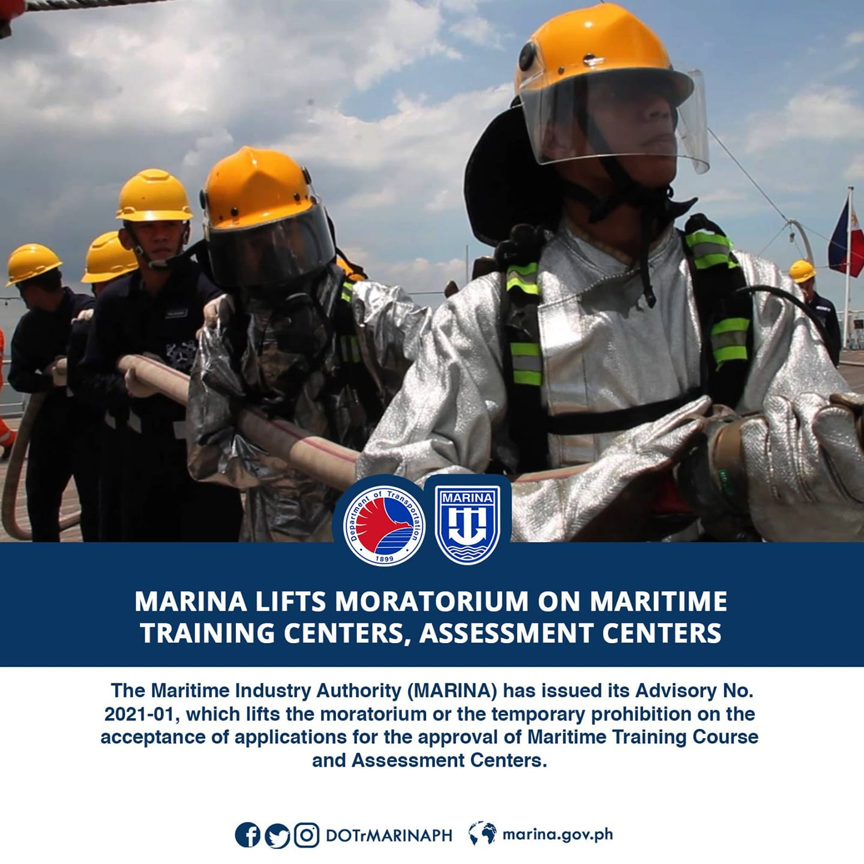 Maritime Industry Authority (MARINA)