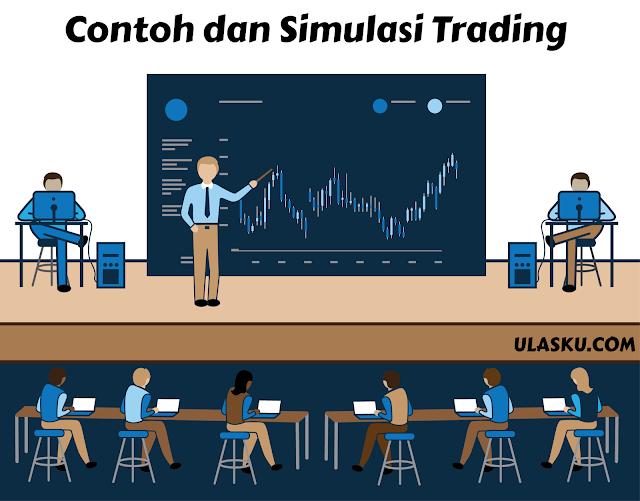 Ikhtisar Trading Dan Panduan Untuk Pemula Agar Bisa Profit