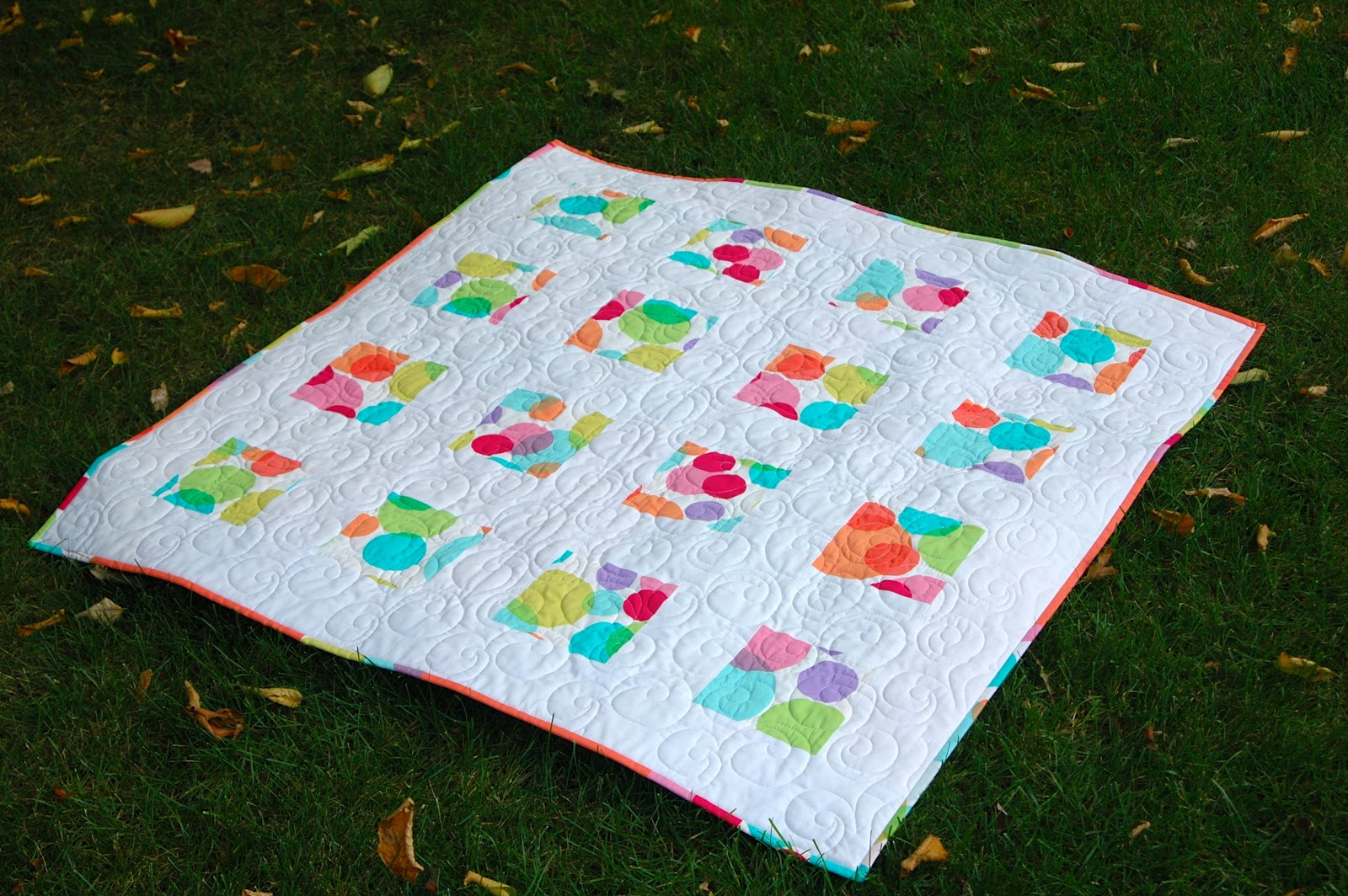 Modern Quilt Relish: Announcing a Free, Easy Modern Baby Quilt Pattern Ahead, Pass it on!