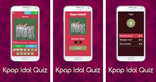 offline online kpop quiz game