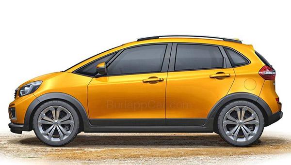 2021 Honda Fit Usa - Car Wallpaper