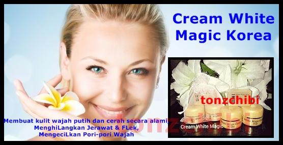 Krim White Magic Korea - Membuat kulit wajah putih dan ...