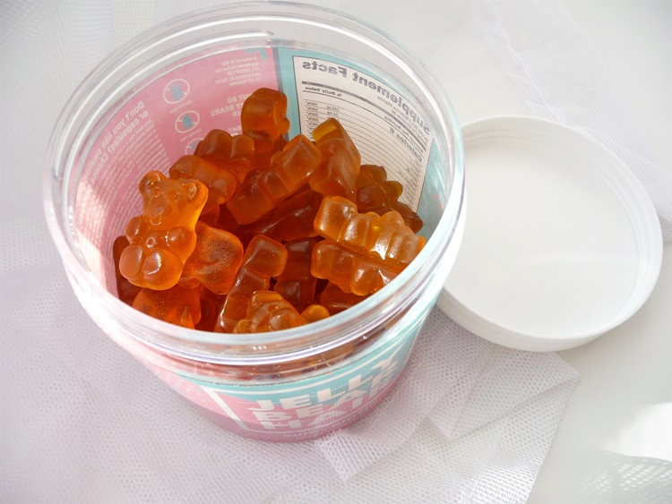 Jelly Bear Hair