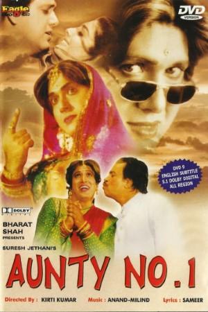 Download Aunty No. 1 (1998) Hindi Movie 720p WEBRip 1.2GB