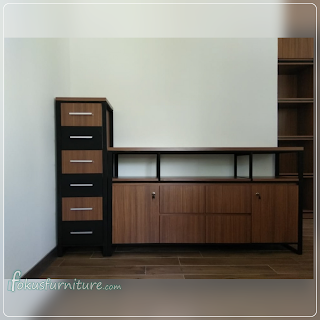 Furniture custom tema industrial style