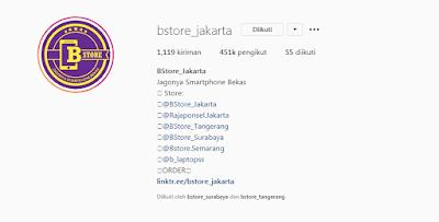 Buat Akun Instagram Khusus Untuk Jualan