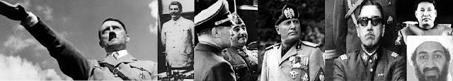 Tipos malos, un ensayo histórico sobre la maldad