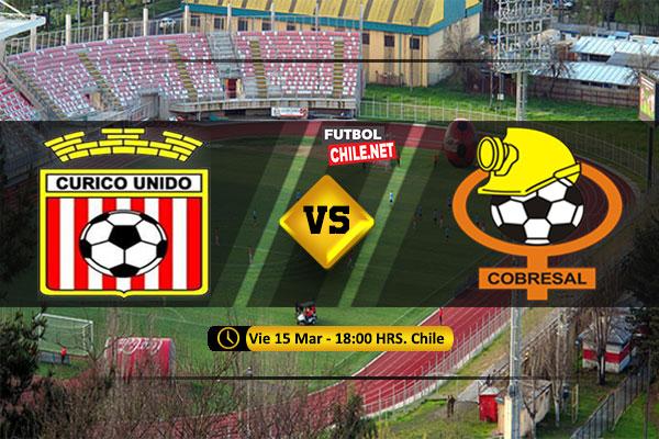PREVIA: Curicó Unido vs Cobresal