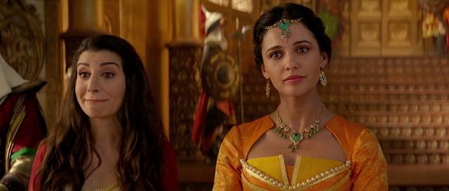 Aladdin (2019) Dual Audio [Hindi-Cleaned] 720p HDRip ESubs Download