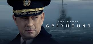 Tom Hanks in Greyhound, a fictional take on The Battle of the Atlantic in WW2