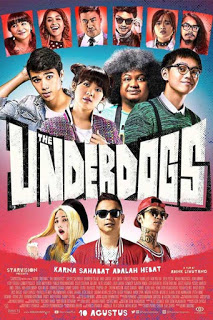 Tempat Download The Underdogs Full Movie