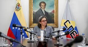Recepción de las postulaciones de candidatos con miras a los venideros comicios convocados para el 6 de diciembre en Venezuela