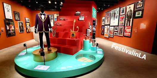 Spike Lee exhibit at the Academy Museum