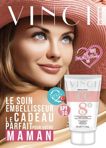 catalogue vinci by farmasi maroc mai 2020